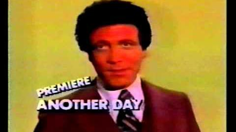 ANOTHER DAY promo for very rare CBS sitcom