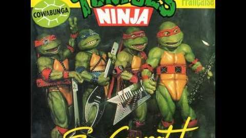 Tortues Ninja En Concert - Pizza Power