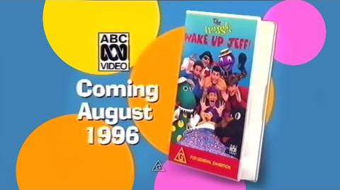 The Wiggles Wake Up Jeff! Promo (with unused footage)