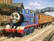 TATMR - Thomas with Annie & Clarabel