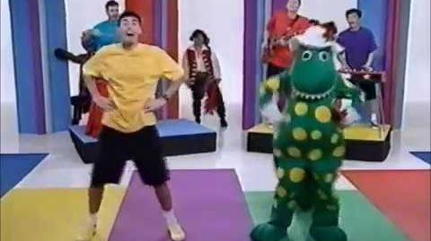 The Wiggles - Dorothy (Would You Like To Dance With Me) Music Video 1996