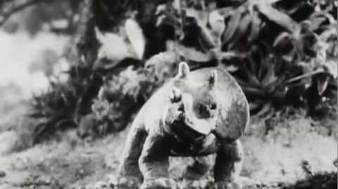 Creation (Unfinished 1931 Willis O'Brian film)