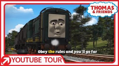 Rules and Regulations Song Thomas & Friends