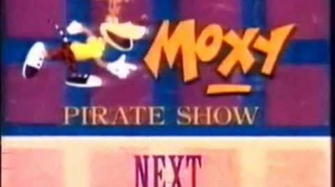 Cartoon Network - Coming Up Next The Moxy Show (1994)
