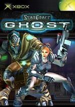 The Box Art of starcraft Ghost