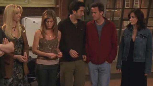 Moving On With Friends