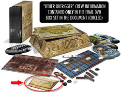 Lost Complete Contents outrigger