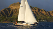 Sailing diamondhead peek crop