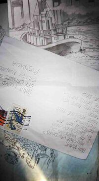 Letter michael