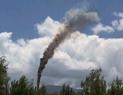 عمود الدخان