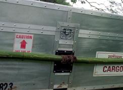 صندوق شحن أجيرا