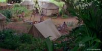 The Hostiles' camp