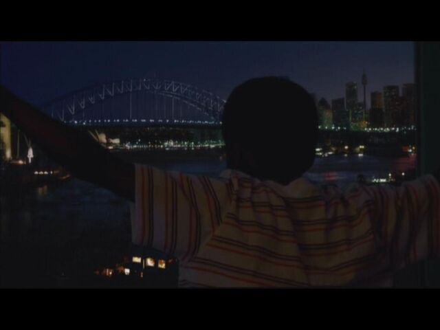 File:Walt overlooking - Sydney Harbour Bridge.jpg