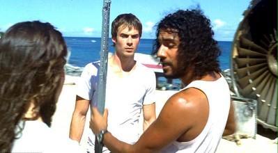 Archivo:1x07 sayid boone kate.JPG