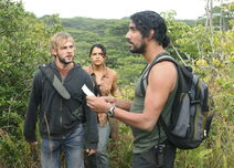 Sayid Ana Charlie jungle 2x16-1-