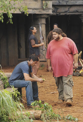 Archivo:6x05 Hurley and Jack.jpg