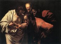 The Incredulity of Saint Thomas