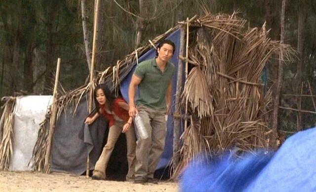 Archivo:Jin&Sun-tent.jpg