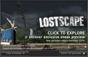 Lostscape promo