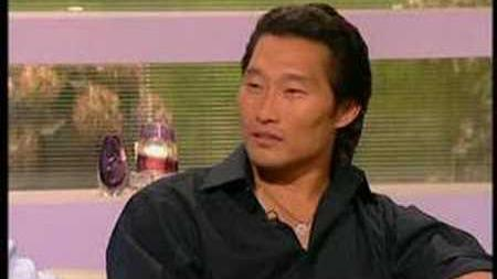 Hurly, Jin, and Eko interviewed on Richard & Judy