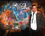 Lost mural sick
