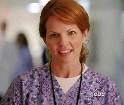 Enfermera de urgencias
