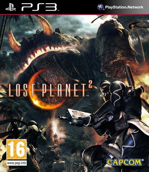 Marcus Lost Planet Lost Planet 2 North American
