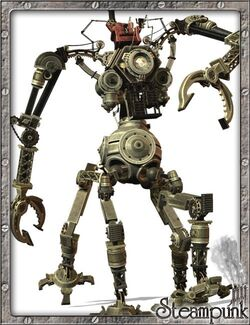 Steammech