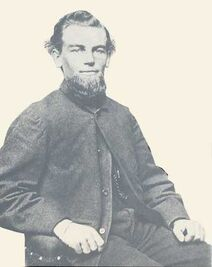 Benjamin Briggs captain of Mary Celeste