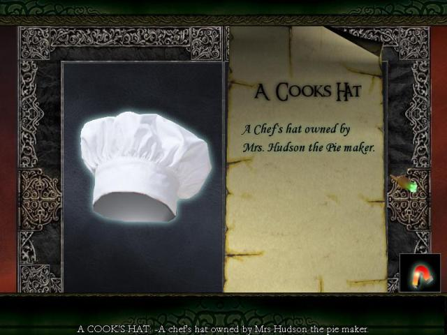 "File:Limbo of the Lost ""Cooks Hat"""