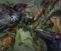 The croaking gorcrows