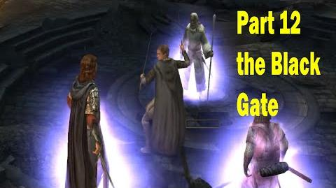 LotR Return of the King - Walkthrough Game - The Black Gate - Part 12