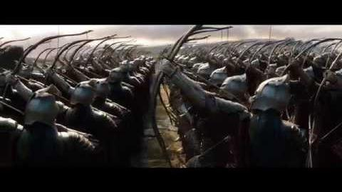 The Hobbit The Battle of the Five Armies - Teaser Trailer - Official Warner Bros. UK