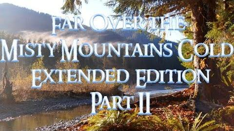 The Hobbit - Far Over the Misty Mountains Cold - Part II (Extended Cover)
