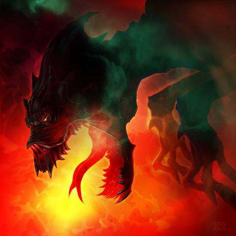 File:Dragon by dloliver-d4au4et.png