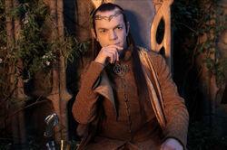 Elrond in Rivendell - The Hobbit