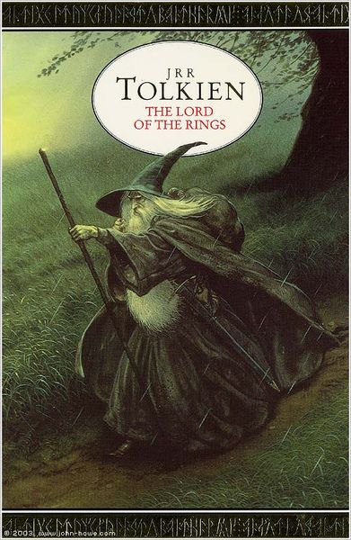 Fantasy Friday: Lord of the Rings Book Cover Art | IMPACT Books