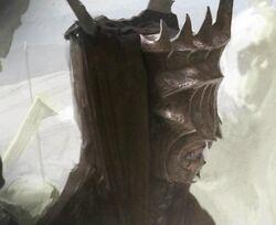 The Mouth of Sauron Unmasked by JediHobbit89 on DeviantArt