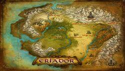 Map - Eriador