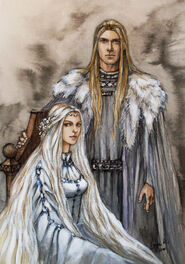 Līga Kļaviņa - Royal Couple