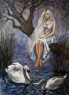 Līga Kļaviņa - Swan Maiden