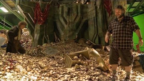 The Hobbit The Desolation of Smaug, Production Diary 12