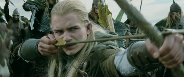 File:Legolas threatens Eomer - Two Towers.png