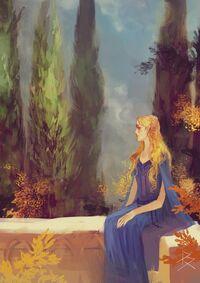 Melkoron - Finduilas in Nargothrond