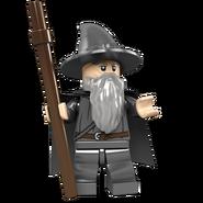 LEGO Gandalf Le Gris