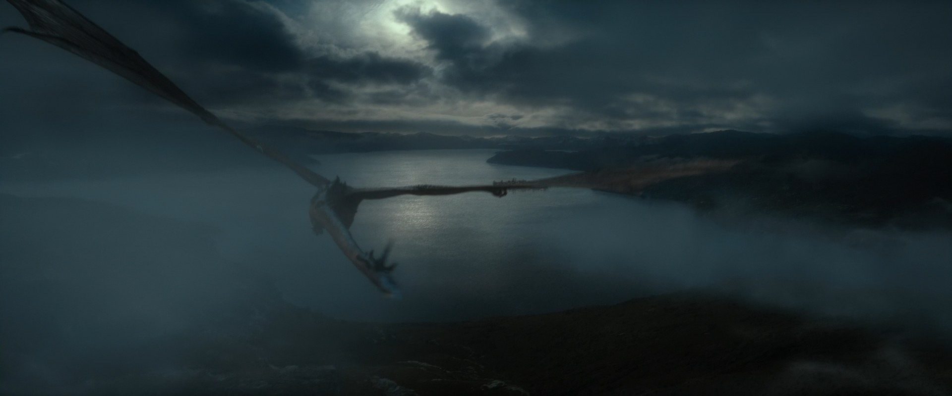 image smaug flies to laketownpng the one wiki to rule