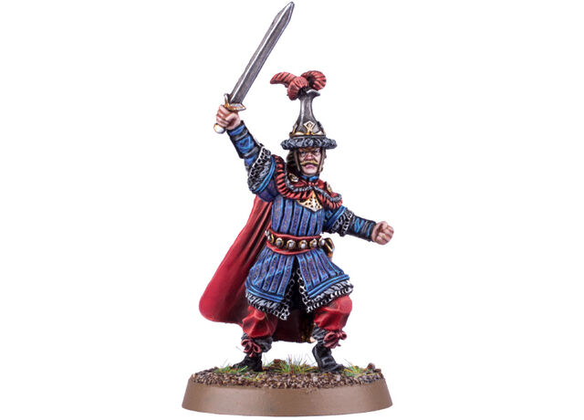 File:Hobbit Miniature Game - Lake-town Guard Captain 1.jpg