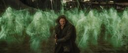 Aragorn and army of dead