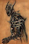 Melkor govar