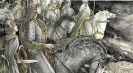 Anke Eißmann - Ride of the Rohirrim